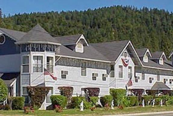 Weaverville Victorian Inn | Lodging | Mike Hibbard Fly Fishing